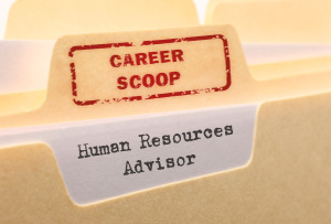 Career Scoop file, on what it's like to work as an HR Advisor