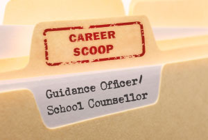 Career Scoop file, on what it's like to work as a Guidance Officer