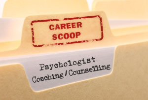 Career Scoop: Psychologist (Coaching / Counselling)