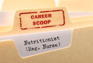 Career Scoop: Nutritionist (Trained as a Registered Nurse)